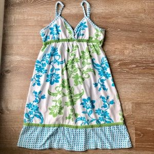 Roxy sundress/swim coverup